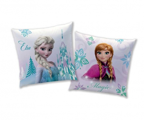 Perna decorativa Disney Frozen 40x40 cm