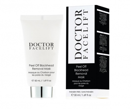 Dr Facelift Charcoal Peeling maszk 50 ml