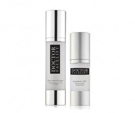 Set serum i hidratantna krema za lice Dr Facelift