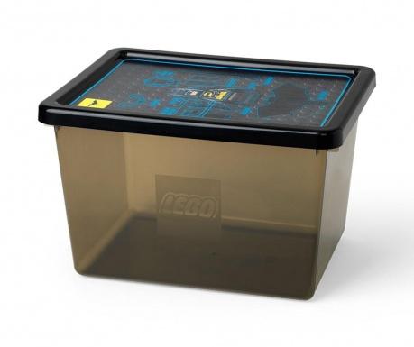 Cutie cu capac pentru depozitare Lego Batman 18 L