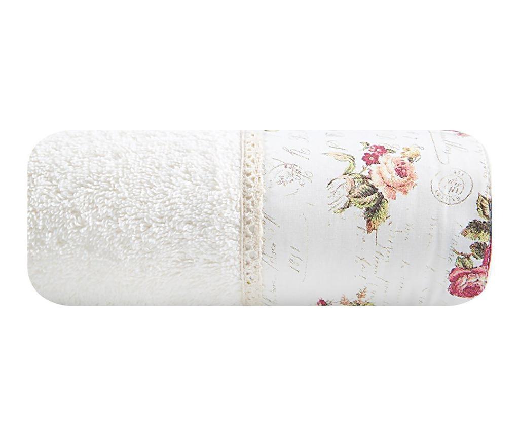 Kopalniška brisača Flora Sweet 70x140 cm
