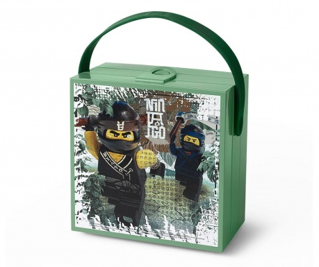 Kutija za užinu Lego Ninjago Movie