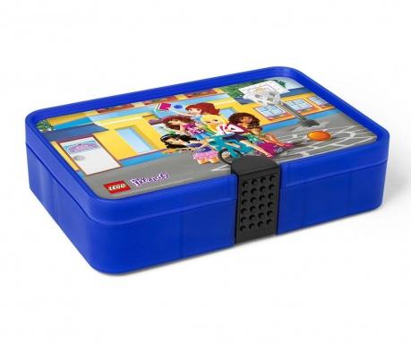 Kutija za pohranu s poklopcem Lego Friends