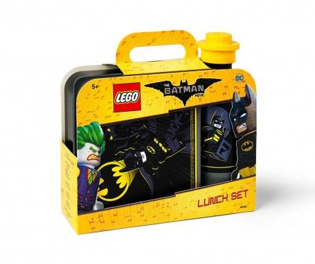 Set kutija za užinu i sportska boca Lego Batman