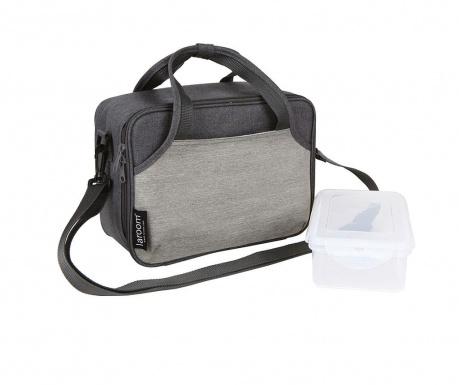 Termoizolirana torba Loren Plus Grey 7 L