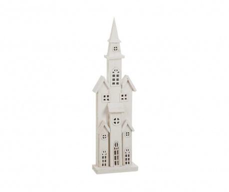 Светеща декорация Church Tall White