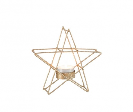 Свещник Star Gold