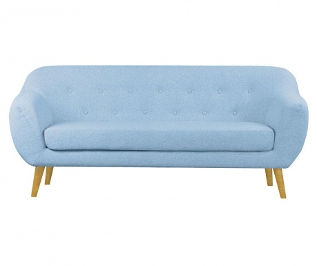Kauč trosjed Oslo Blue