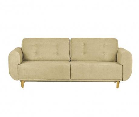 Rozkładana kanapa trzyosobowa Copenhague Cream