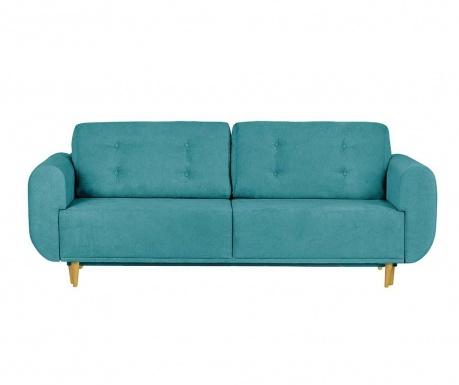 Kauč trosjed na razvlačenje Copenhague Turquoise