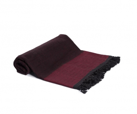 Koc Hadden Black Red 200x240 cm