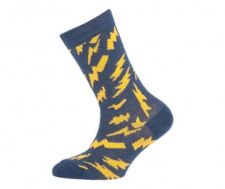 Čarape Blitz Blue