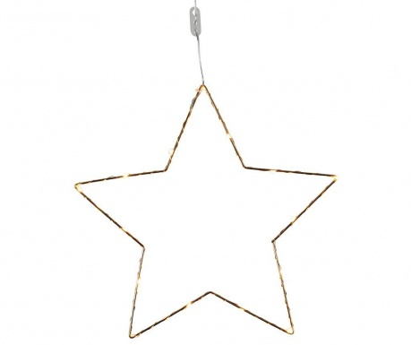 Висяща светеща декорация Sparkling Star