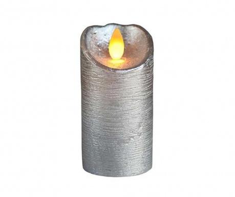 Свещ с LED Glow Silver