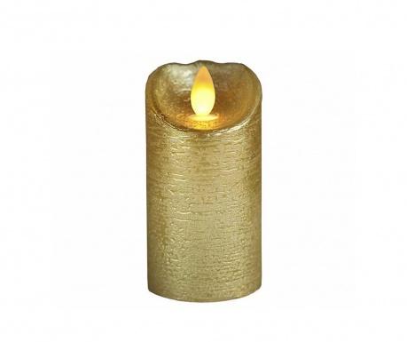 Свещ с LED Glow Gold