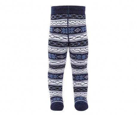 Термо чорапогащник Polar Bear Blue