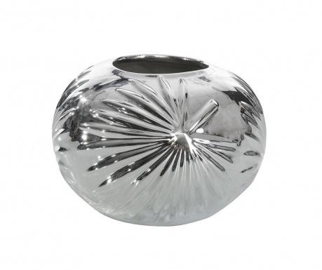 Vaza Leto Spherical Silver