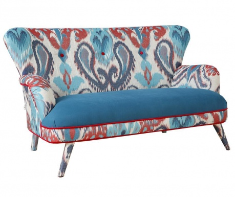 Ikat Two Seater Szófa
