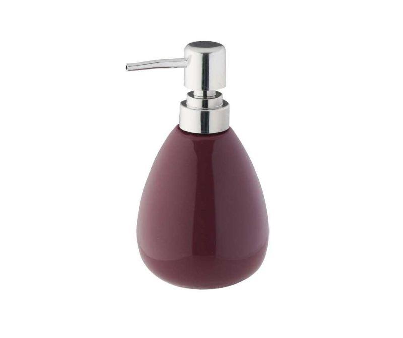 Dozirnik za tekoče milo Cicely Purple 370 ml