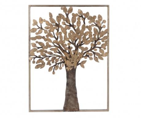 Golden Tree Fali dekoráció