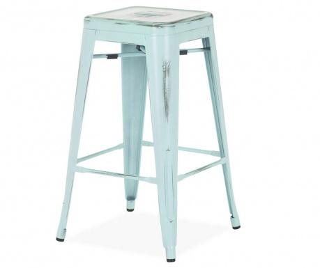 Бар стол Antique Ural Light Blue
