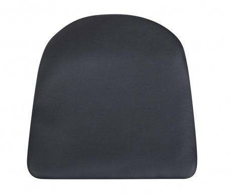 Магнитна възглавница за седалка Terek Ette Black 31x32 см