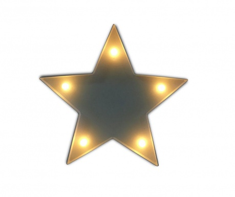 Светеща стенна декорация Shining Star