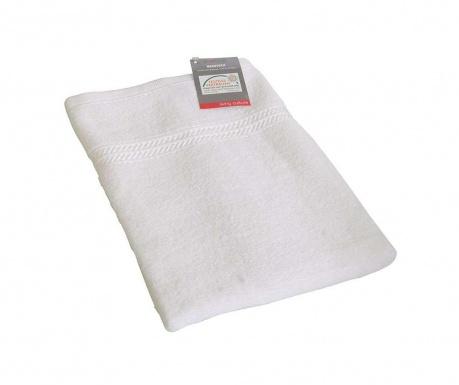 Πετσέτα μπάνιου Relax White 50x100 cm