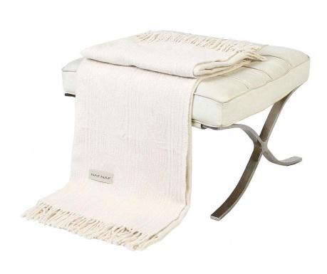 Одеяло Braid Ecru 130x170 см