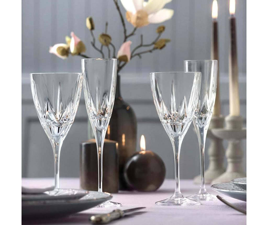 Set 6 pahare pentru vin rosu Chic 280 ml