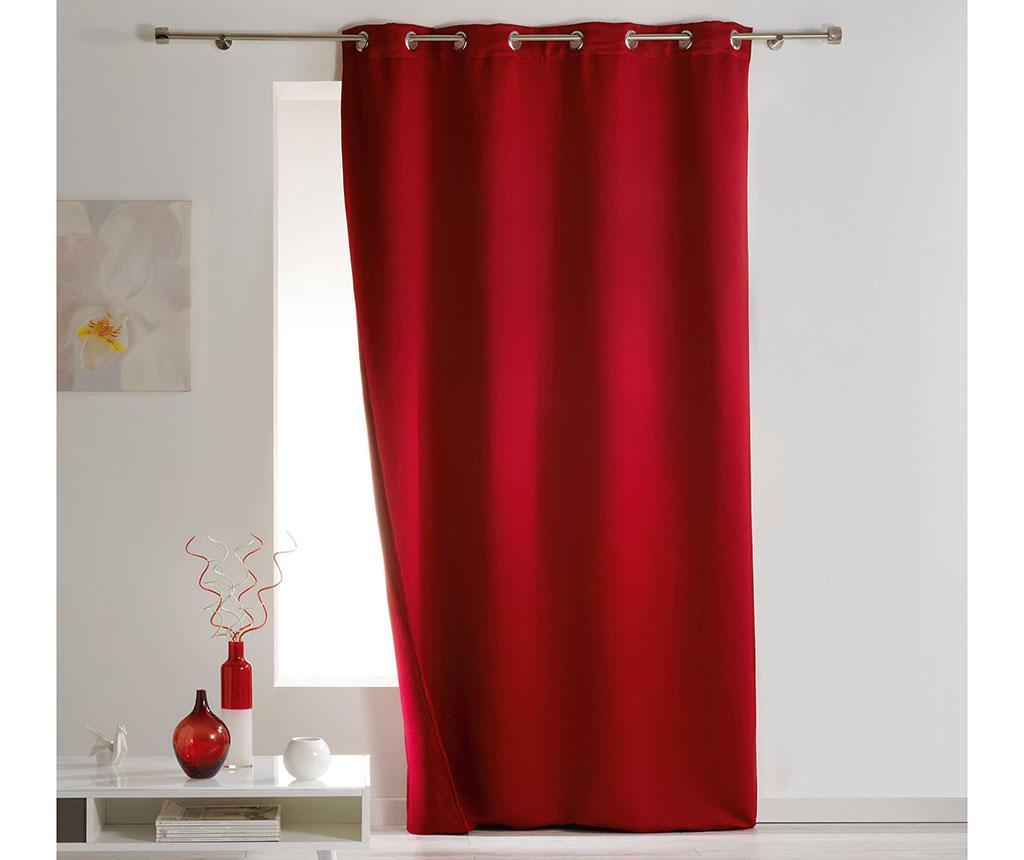 Draperie Covery Red 140x260 cm - L3C, Rosu