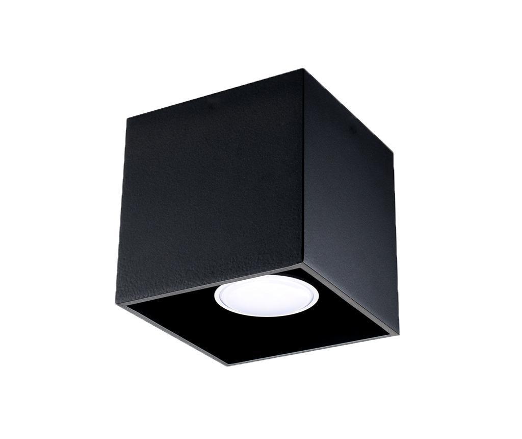 Plafoniera Geo Black - Nice Lamps, Negru imagine 2021