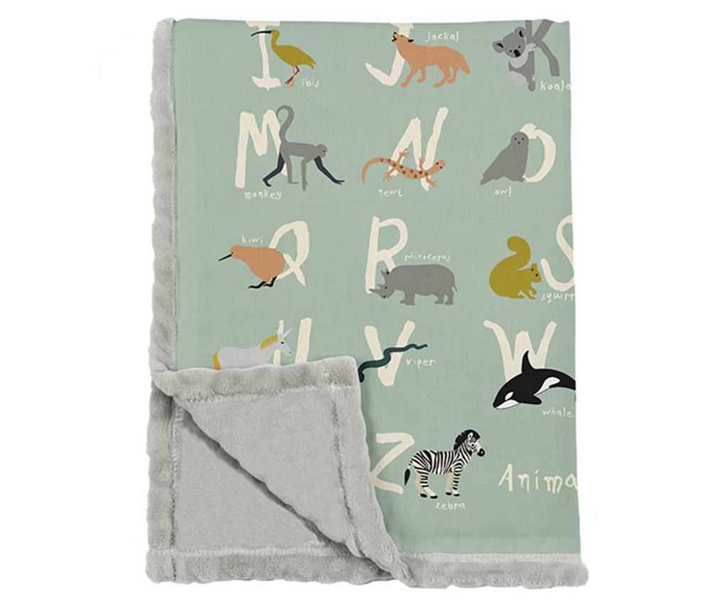 Pled Animals Alphabet
