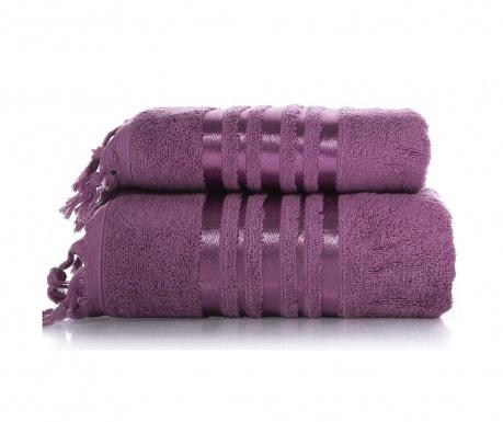Zestaw 2 ręczników kąpielowych Eleanor