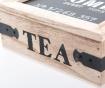 Cutie cu capac pentru ceai Sweet Home
