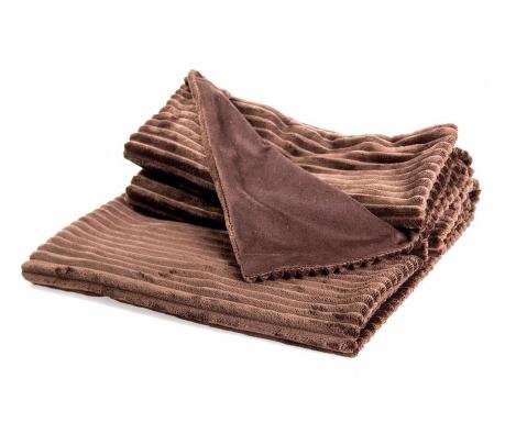Manta Brown Pléd 130x170 cm