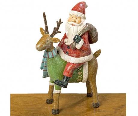 Decoratiune Santa Erol on Elk