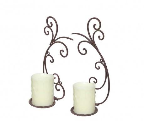 Set 2 držača za svijeću Depir