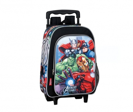 The Avengers Gurulós hátitáska