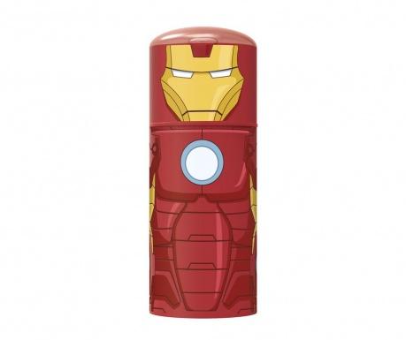 Iron Man Palack kupakkal 350 ml
