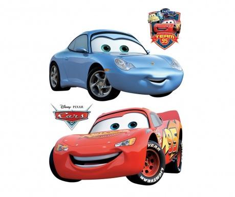Cars 4 db Matrica