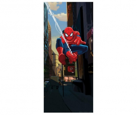 Tapeta Spider-Man in Action 90x202 cm