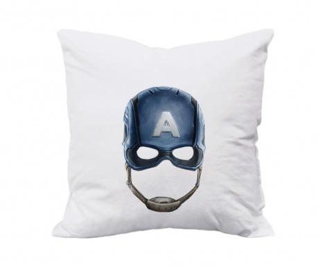 Captain America Párnahuzat 63x63 cm