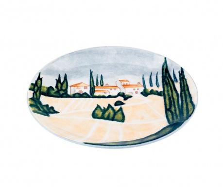 Mělký talíř Siena
