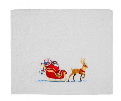 Kupaonski ručnik Santa Gifts 30x50 cm