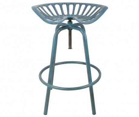 Barski stol Tractor Blue