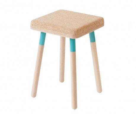 Židlička Marco Turquoise