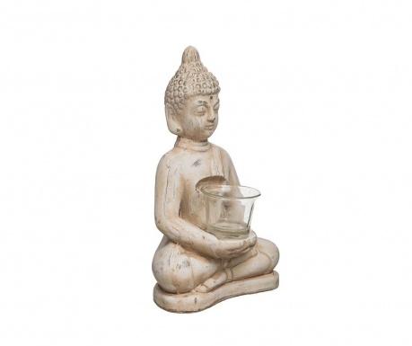 Buddha Gyertyatartó