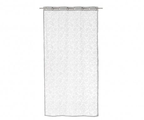 Záclona Airroses White 140x260 cm
