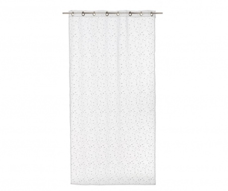 Záclona Detail White 140x260 cm